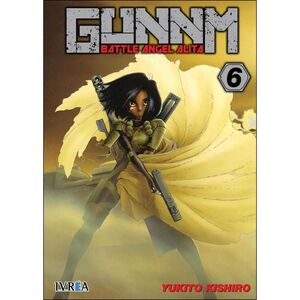 GUNNM: BATTLE ANGEL ALITA #06