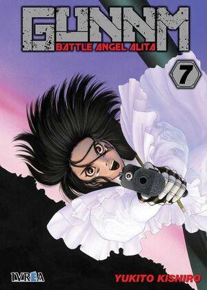 GUNNM: BATTLE ANGEL ALITA #07
