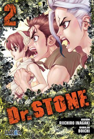 DR. STONE #02