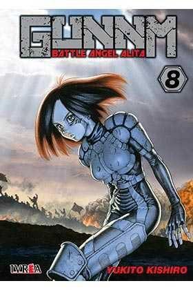 GUNNM: BATTLE ANGEL ALITA #08