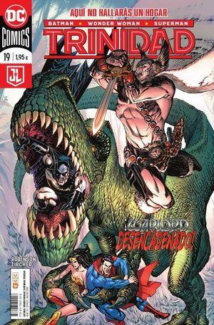 BATMAN / WONDER WOMAN / SUPERMAN: TRINIDAD. RENACIMIENTO #19