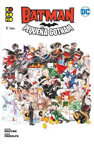BATMAN: PEQUEÑA GOTHAM #01 (GRAPA ECC)