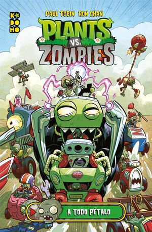 PLANTS VS ZOMBIES: A TODO PETALO