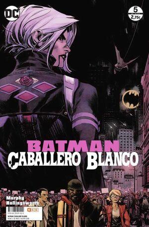 BATMAN: CABALLERO BLANCO #05