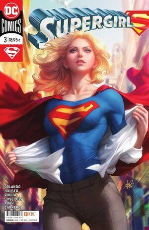 SUPERGIRL #03 (RTCA)