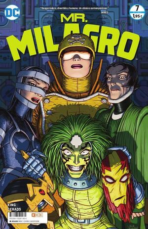 MR. MILAGRO #07
