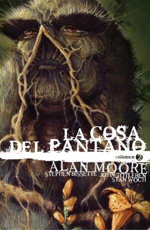 LA COSA DEL PANTANO DE ALAN MOORE: EDICION DELUXE #02