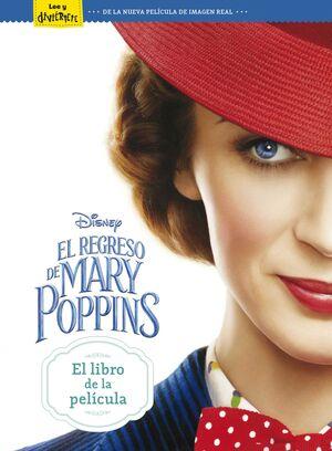 EL REGRESO DE MARY POPPINS. EL LIBRO DE LA PELICULA