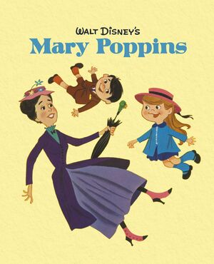 MARY POPPINS. CUENTO