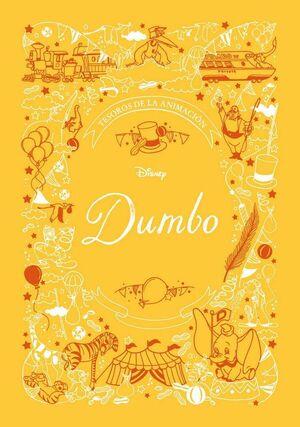 DUMBO.: TESOROS DE LA ANIMACION. DISNEY