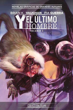 COLECCION VERTIGO #28: Y EL ULTIMO HOMBRE (PARTE 5)