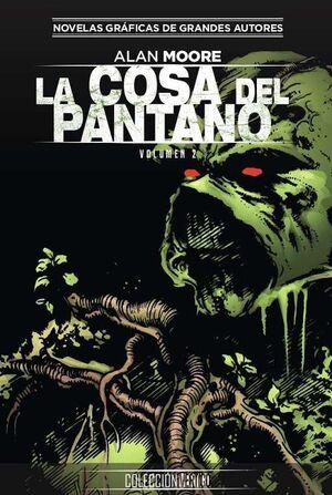 COLECCION VERTIGO #30: LA COSA DEL PANTANO DE ALAN MOORE (PARTE 2)