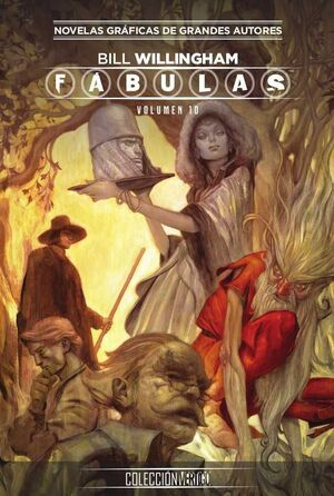 COLECCION VERTIGO #32: FABULAS (PARTE 10)