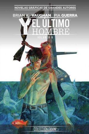 COLECCION VERTIGO #34: Y EL ULTIMO HOMBRE (PARTE 6)