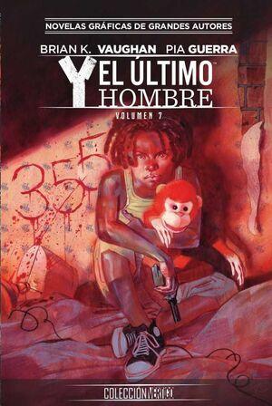 COLECCION VERTIGO #40: Y EL ULTIMO HOMBRE (PARTE 7)