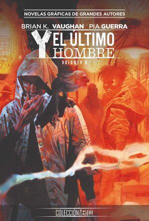 COLECCION VERTIGO #46: Y EL ULTIMO HOMBRE (PARTE 8)