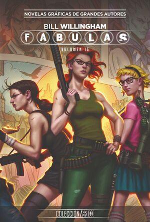 COLECCION VERTIGO #47: FABULAS (PARTE 15)