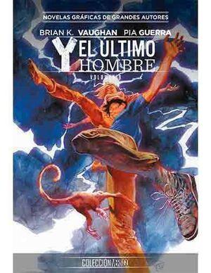 COLECCION VERTIGO #52: Y EL ULTIMO HOMBRE (PARTE 9)