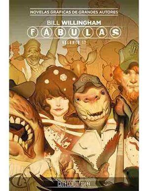 COLECCION VERTIGO #53: FABULAS (PARTE 17)