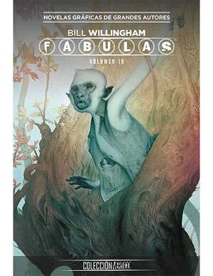 COLECCION VERTIGO #59: FABULAS (PARTE 19)