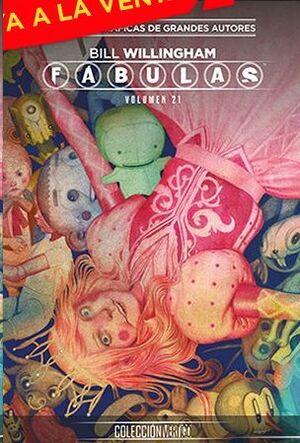 COLECCION VERTIGO #65: FABULAS (PARTE 21)