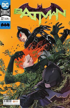 BATMAN MENSUAL VOL.3 #077 / RENACIMIENTO #22