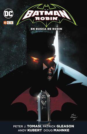 BATMAN Y ROBIN: EN BUSCA DE ROBIN