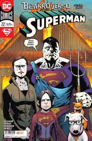 SUPERMAN MENSUAL VOL.3 #077 / RENACIMIENTO #22