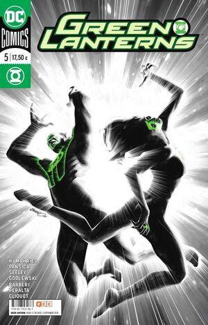 GREEN LANTERNS #05. RENACIMIENTO (RTCA)