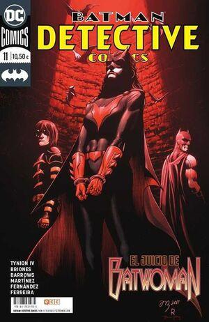 BATMAN: DETECTIVE COMICS #11 UNIVERSO DC RENACIMIENTO