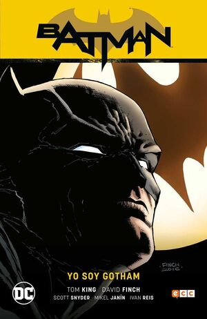 BATMAN SAGA VOL 01. YO SOY GOTHAM (DE TOM KING)