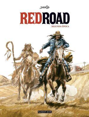 RED ROAD #02. SEGUNDA EPOCA