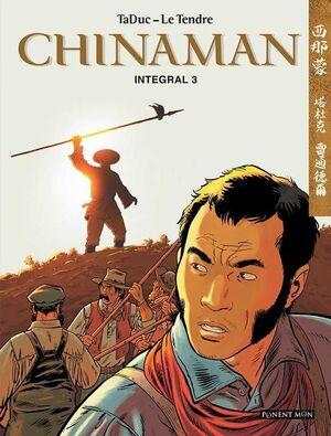 CHINAMAN. INTEGRAL #03
