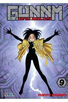 GUNNM: BATTLE ANGEL ALITA #09