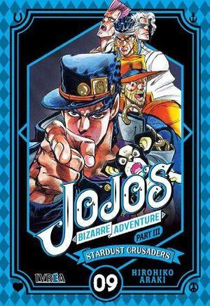 JOJO'S BIZARRE ADVENTURE PARTE 03. STARDUST CRUSADERS #09