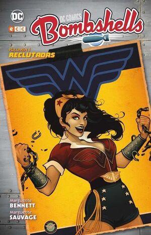 DC COMICS BOMBSHELLS #01: RECLUTADAS
