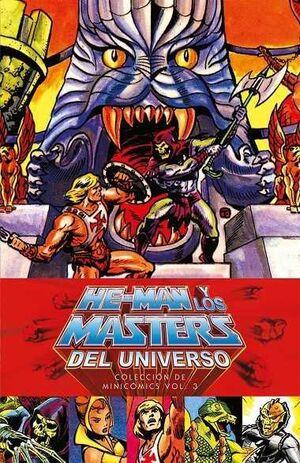 HE-MAN Y LOS MASTERS DEL UNIVERSO: COLECCION MINICOMICS #03
