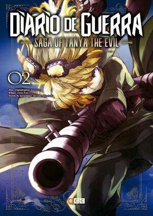 DIARIO DE GUERRA: SAGA OF TANYA THE EVIL #02