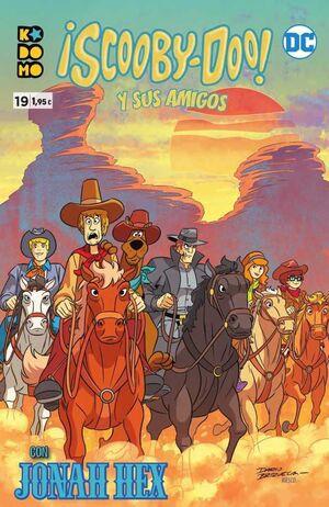 SCOOBY-DOO Y SUS AMIGOS #19 (GRAPA ECC)