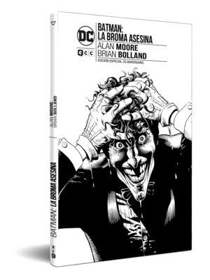 BATMAN: LA BROMA ASESINA (EDICION ESPECIAL 30 ANIVERSARIO - TOMO UNICO)