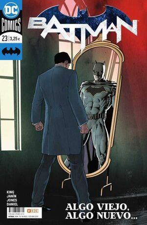 BATMAN MENSUAL VOL.3 #078 / RENACIMIENTO #23 ALGO VIEJO ALGO NUEVO...