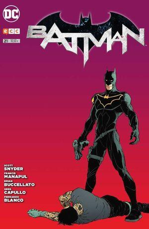 BATMAN MENSUAL (REEDICION TRIMESTRAL) #21