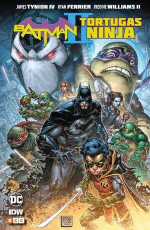 BATMAN: TORTUGAS NINJA #02 (RTCA)