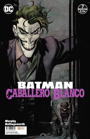 BATMAN: CABALLERO BLANCO #07