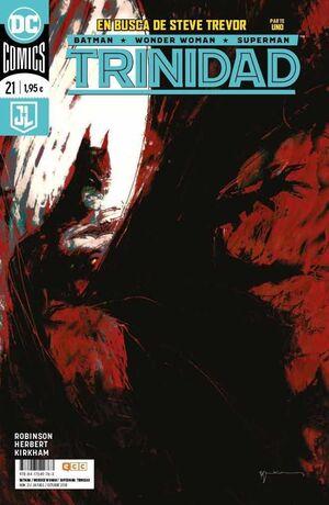 BATMAN / WONDER WOMAN / SUPERMAN: TRINIDAD. RENACIMIENTO #21