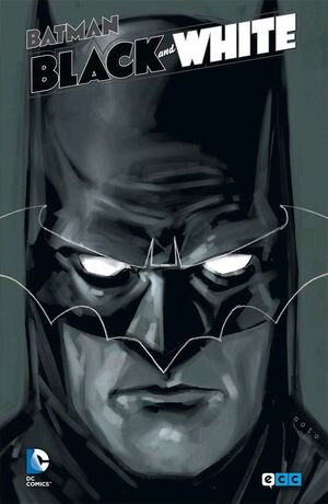 BATMAN BLACK AND WHITE VOL.#04