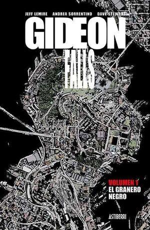 GIDEON FALLS # 01. EL GRANERO NEGRO