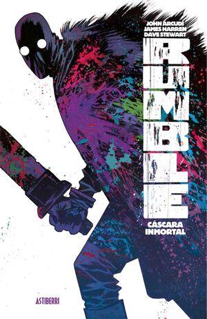 RUMBLE #03. CASCARA INMORTAL