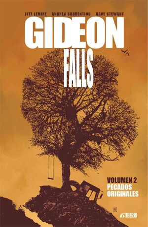 GIDEON FALLS # 02. PECADOS ORIGINALES