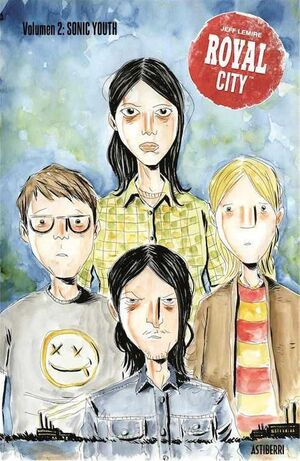 ROYAL CITY #02. SONIC YOUTH